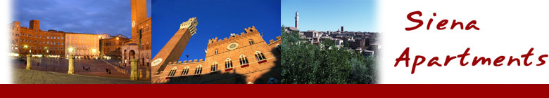 Siena country top-floor apartment rental :: Beautiful apartments for vacation and holiday rentals in Siena country